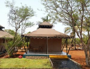 Kolad Camping at Kundalika Rafting