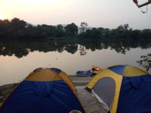 Kundalika Rafting and Camping at Kolad