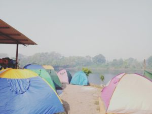 Kundalika Rafting Camp at Kolad
